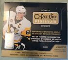 2016-17 O-PEE-CHEE PLATINUM HOCKEY SEALED HOBBY BOX 20 PACKS PER BOX LOADED