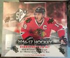 2016-17 SPX HOCKEY SEALED HOBBY BOX LOADED 4 PACKS PER BOX SHIPS FAST