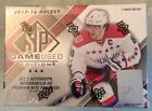2015-16 SP GAME USED HOCKEY SEALED HOBBY BOX 1 PACK 5 HITS LOADED McDAVID