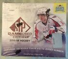 2013-14 SP GAME USED HOCKEY SEALED HOBBY BOX 5 PACKS PER LOADED