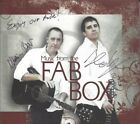 Music from the FAB BOX (CD/Digipak 2009) rare signed CD by M. BOZZI