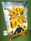 PHILIP CAVENEY SPY ANOTHER DAY FIRST EDITION UK PAPERBACK EDITION