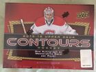 2015-16 UPPER DECK CONTOURS SEALED HOBBY BOX 4 PACKS 4 HITS LOADED