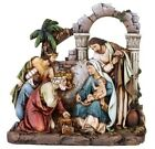 Roman 85 Josephs Studio Religious Christmas Nativity Holy Family Figures