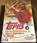 2013 Topps Series 2 Baseball Factory Hobby Box Mike Trout Bryce Harper 36 packs