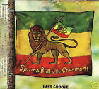 Spinna B-ill&the Cavemans Last Groove Japan CD+DVD NEW