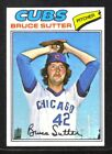 Bruce Sutter Cards, Rookie Card and Autographed Memorabilia Guide 9