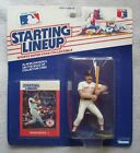 1988 & 1989 MLB Starting Lineup Wade Boggs Boston Red Sox Lot