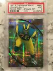 ORLANDO PACE 1997 Bowman's Best ATOMIC Refractor RC PSA 9 HOF Rams Ohio St