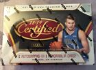 2018-19 PANINI CERTIFIED BASKETBALL HOBBY BOX DONCIC RC SHIPS FAST
