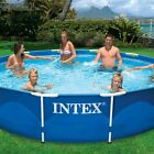 3FT Swimming Pool Intex Above Ground Deep 3 Feet Pools Best For Kids Adults New