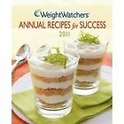 Weight Watchers Annual Recipes for Success 2011 by n ExLibrary