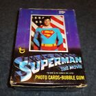 1978 Topps Superman the Movie Trading Cards 7