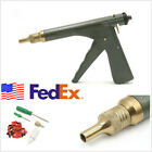 USA Stock Motorcycles Tubeless Tire Wheel Repair Gun With Plugs Rubber Plugging
