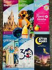 NEW 2019 Disney World Guide Maps + Stickers