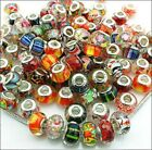 Large Hole Bright Mix Colors Beads 10