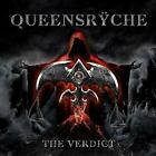 NEW QUEENSRYCHE THE VERDICT Deluxe Limited Edition 2CD + Blu-ray  freeshipping