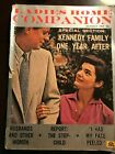 Ladies Home Companion 11/64 Kennedy Family One Year After