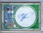 2018 Topps Transcendent Auto MIKE PIAZZA Gold Framed AUTOGRAPH 09 15 Green SP