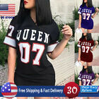 Sexy Street Style Cool Plus Size Casual  Letter Printed Sport Style Mini Dress
