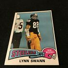 Lynn Swann Cards, Rookie Card and Autographed Memorabilia Guide 16
