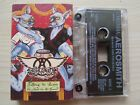 AEROSMITH FALLING IN LOVE (IS HARD ON THE KNEES) 1997 CASSETTE SINGLE, TESTED.