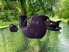 LARGE DISK PITCHER mulberry purple FIESTAWARE FIESTA 67 OZ new