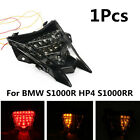 For BMW S1000R HP4 S1000RR 10-16 Integrated LED Taillight Brake Turn Signal Lamp