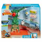 Fisher-Price Thomas & Friends Wood Cranky at the Docks BRAND NEW