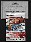 Dwyane Wade Autographs Coming from Panini 8