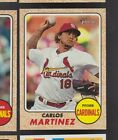2017 Topps Heritage High Number Baseball Variations Guide 71