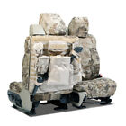 NEW Custom Fit Kryptek Highlander Camo Tactical Seat Covers w MOLLE Backing