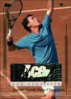 2012 Ace Authentic Grand Slam 3 Tennis Cards 23