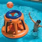 Swimming Pool Games Toys Float Inflatable Basketball Hoop For Kids And Adults