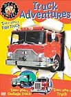Real Wheels Truck Adventures There Goes a Truck Fire Truck Garbage Truck