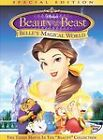 Beauty And The Beast Belles Magical World Special Edition