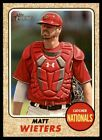 Full 2017 Topps Heritage Baseball Variations Checklist and Gallery 11