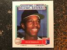 Willie Randolph Yankees 1988 Kenner Starting Lineup Talking Baseball CARD ONLY