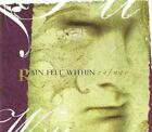 RAIN FELL WITHIN Refuge CD GOTH METAL EXCELLENT CONDITION