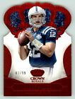 Andrew Luck Signs Deal with Upper Deck, Revealed as Trade UD Mystery Redemption 11