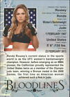 Rowdy Returns! Top Ronda Rousey MMA Cards 23