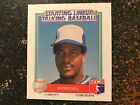 George Bell Blue Jays 1988 Kenner Starting Lineup Talking Baseball CARD ONLY