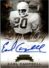Top 10 Earl Campbell Football Cards 19