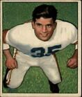 Top 25 Football Rookie Cards of the 1950s 39