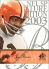 Top Jim Brown Football Cards of All-Time 37
