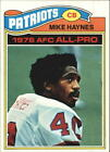 Top New England Patriots Rookie Cards of All-Time 29