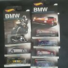 7 HOT WHEELS BMW LOT k1300R M3 2002 M1 M3 GT2 SAVE 5% WORLDWIDE FAST SHIP