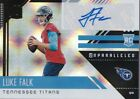 2018 Panini Unparalleled Football Cards 22