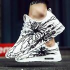 Mens Sport Light Weight Flexible Athletic Gym Running Walking Shoes Sneakers b