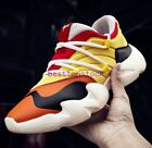 Multi Color Mens Breathable Lace Up Athletic Shoes Outdoor Sport Sneakers 39 44